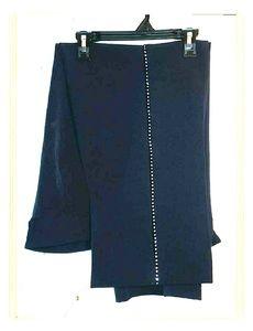 Vintage Bill Blass Black Slacks Sequins Bling! 💎